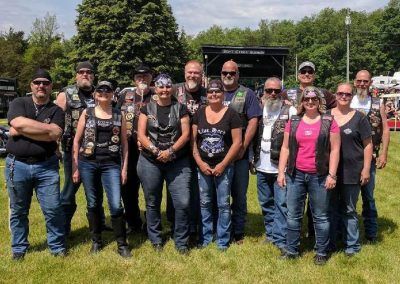 Blessing of the Bikes, Hell, MI